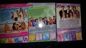90210 seasons 1,2,3 DVD only 9$ each in excellent condition!!!!! London Ontario image 2