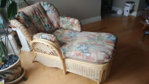 CHAISE LOUNGE OSIER