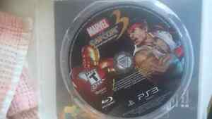 Marvel vs capcom 3 and mortal kombat 9