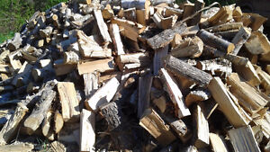 Firewood Very best of hardwood 180 cord pick up.