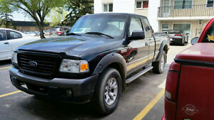 2007 Ford Ranger XLT Supercab Pickup Truck Mechanic Special