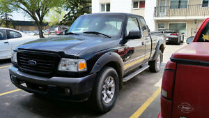 2007 Ford Ranger XLT Supercab Pickup Truck Mechanic Special