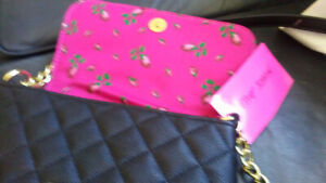 Betsy Johnson Purse for Sale.
