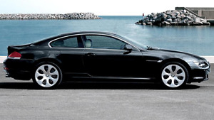 2004 BMW 6-Series 645ci Coupe (2 door)