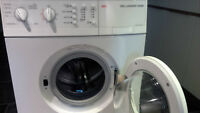 AEG Stackable Apt Washer and Dryer