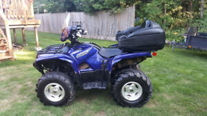 2009 YAMAHA GRIZZLY 700 LIMITED EDITION  (ATV)