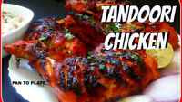 Tandoori chicken for relaxed sunday evenings!