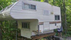 Truck Camper For Sale (Location: Sudbury, ON)