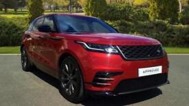 2018 Land Rover Range Rover Velar 2.0 D240 R-Dynamic SE 5dr Automatic Diesel Est