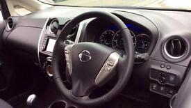 2017 Nissan Note TEKNA Manual Diesel Hatchback