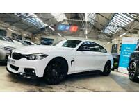 2018 BMW 4 SERIES GRAN COUPE 2.0 420i M Sport Gran Coupe (s/s) 5dr Hatchback Pet