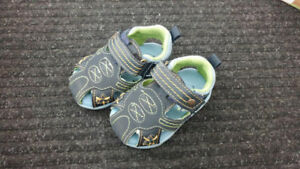 Baby Boys Infant Sandals - Size 3 & 4