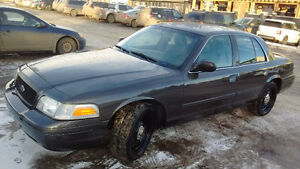 2010 Crown Victoria LX (Solid & Mint Only 128KMs) Just $6500 OBO