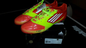 Adidas F50 Soccer Shoes, Men size 11, NEW IN BOX