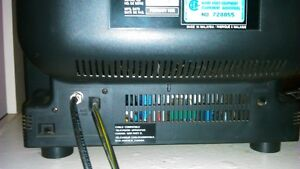 """Emmerson 13"""" Colour Television - PRICE REDUCED! Kitchener / Waterloo Kitchener Area image 5"""