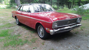 For Sale: 1968 Ford Falcon Futura, Sports Coupe.