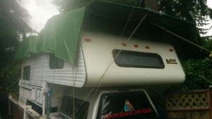 Northland Truck Camper 10.5 feet 4 season Everyhting Works Fun