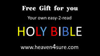 Own Your Own Holy Bible