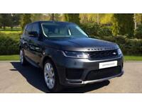 2018 Land Rover Range Rover Sport 3.0 SDV6 Autobiography Dynamic Automatic Diese