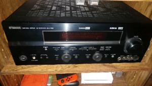 Yamaha amp (RX-V750)