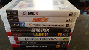 Various Games for Sale - XBOX - XBOX 360 - PS2 - PS3 - DS - 3DS Kitchener / Waterloo Kitchener Area image 6