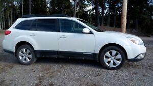 2010 Subaru Outback 2.5i Limited Wagon
