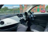 Fiat 500 1.2 Pop (Start Stop)(Electric Windows) Hatchback Petrol Manual