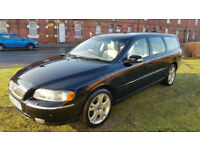 Volvo V70 2.4 D5 SE Lux Estate PX Swap Anything considered 12 months mot 7 seats