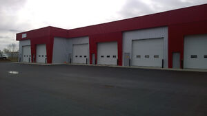 New Industrial Bays , 1680 sq ft , 3 ton Crane also available
