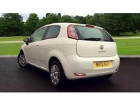 2013 Fiat Punto 1.2 Easy 3dr Manual Petrol Hatchback