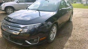 2011 Ford Fusion Sel low kms