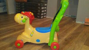 trotteur cheval V-Tech à vendre
