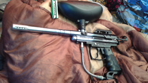 Spyder paintball air gun
