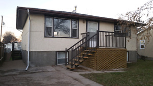 2bdrm house main level for rent