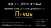 Register to Attend FREE Small Business Seminar