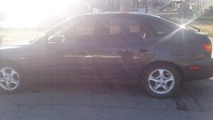 2002 Hyundai Elantra gt 2.0 L prix négociable !!!