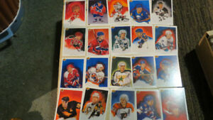 1991 Upper Deck team cards(20)