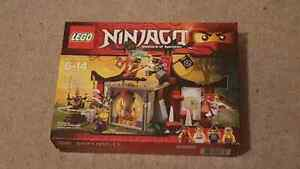 SOLD PENDING PICK UP--LEGO NINJAGO #70756