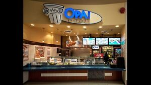 OPA! Of Greece FOR SALE -WEM PHASE I FOOD COURT