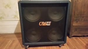 Crate Blue Voodoo 4x12 Straight Cab