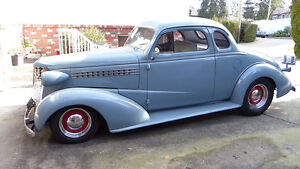 1938 Chevy  5 Window Coupe