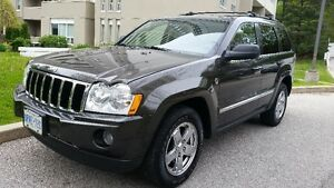 2006 Jeep Grand Cherokee Limited SUV, 5.7L HEMI