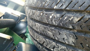 Four Sets Of Tires 2 Winters & 2 All Season Prince George British Columbia image 5