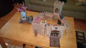 Playmobil Castle and excessories