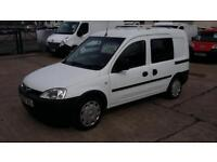 Vauxhall Combo 1.3CDTi 16v 2000 Crew