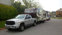 RV and Trailer delivery Driver