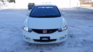 2010 Honda Civic si Coupe (2 door)