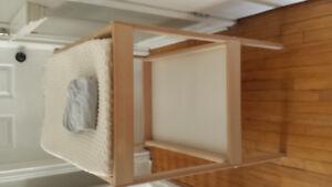 IKEA Sniglar change table with pad and 2 covers