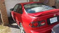 1997 Honda Civic coupe Coupe (2 door)