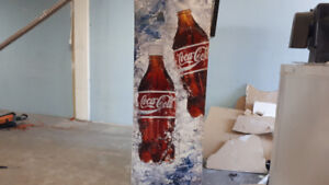 Coke fridge,cooler